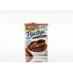 Budyń o smaku czekoladowym...