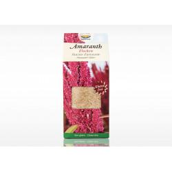 Płatki z amarantusa...