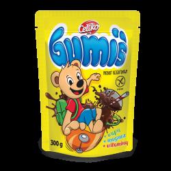 Kakao Gumiś bezglutenowe 300g