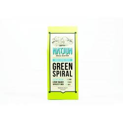 Herbata zielona liściasta...