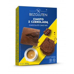 Ciasto z czekoladą MIX 300g