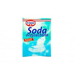 Soda oczyszczona...