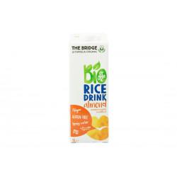 Napój ryżowy z migdałami...