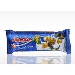 Alaska - rurki z kokosowym...