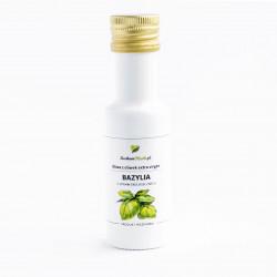 Oliwa z oliwek z bazylią...