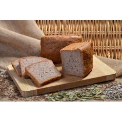 Chleb ciemny bezglutenowy 400g