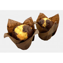 Muffiny bezglutenowe 2x75g