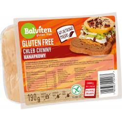 Chleb ciemny bezglutenowy...