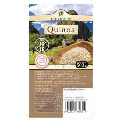 Quinoa- komosa ryżowa...