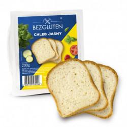 Chleb jasny bezglutenowy...