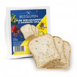 Chleb wieloziarnisty z chia...