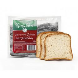 Chleb z mąką quinoa...