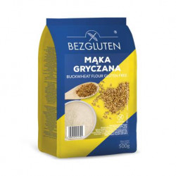 Mąka gryczana bezglutenowa...