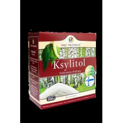 Ksylitol - cukier brzozowy...