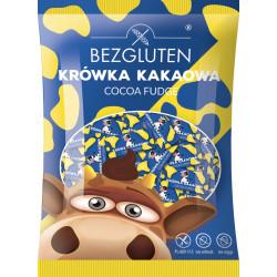 Krówki o smaku kakaowym...