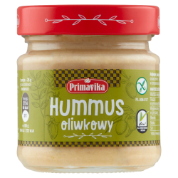 Hummus oliwkowy...