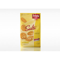 SALTI - słone krakersy...